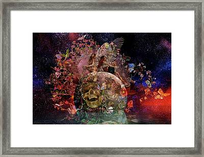 Have Your Tickets Out And Ready Betsy C Knapp Framed Print by Betsy Knapp