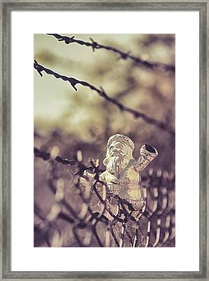 Framed Print featuring the photograph Have Yourself A Merry Christmas by Caitlyn Grasso
