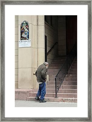 Haven Of Rest Framed Print
