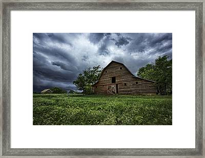 Haven Framed Print by Thomas Zimmerman