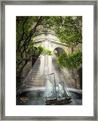 Havens Framed Print by Greg Piszko