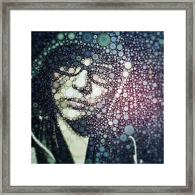 Having Some #fun With #percolator :3 Framed Print by Maura Aranda