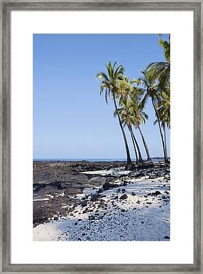 Hawaii Paradise Framed Print