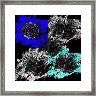 Hawkings Eternal Cosmos Framed Print