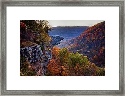 Hawksbill Crag Framed Print