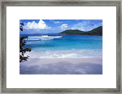 Hawksnest Bay 6 Framed Print