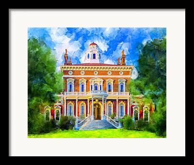 Decorator Set Framed Prints