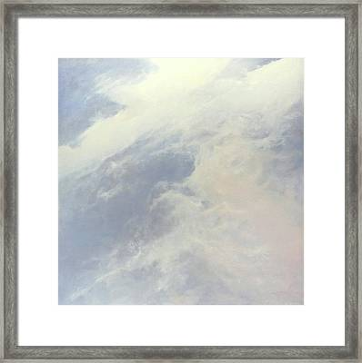 Haze Framed Print