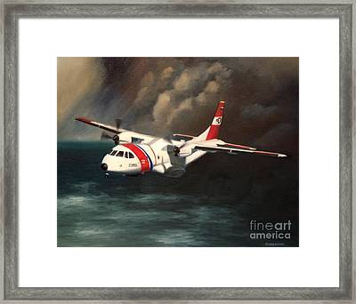 Hc-144a Framed Print by Stephen Roberson