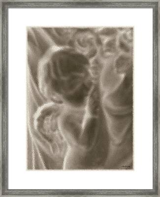 He Shall Give His Angels  Framed Print by Glenn McCarthy Art and Photography
