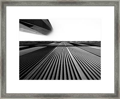 Head In The Clouds 1 Framed Print