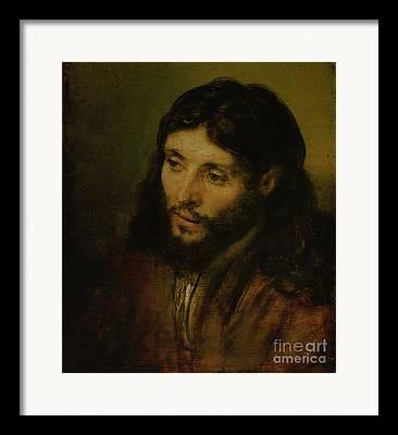 Son Of Man Framed Prints