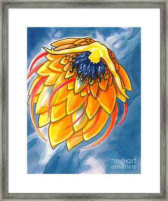 Head Over Heels Framed Print by Mark Stankiewicz