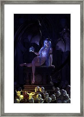 Headgames Framed Print by Jestephotography Ltd