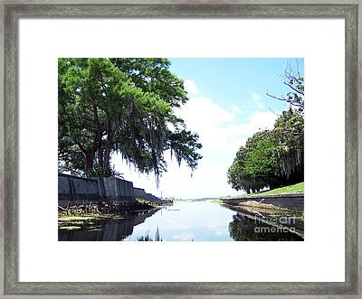 Heading Out Framed Print by Jack Norton
