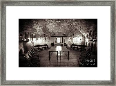 Headquarter Room  Framed Print by Svetlana Sewell