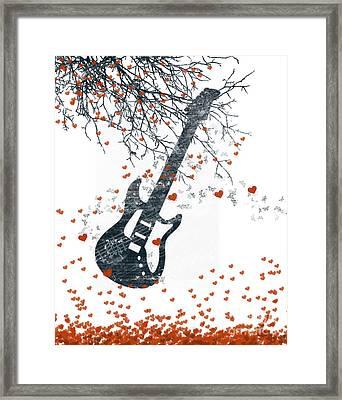 Healing  Hearts Framed Print