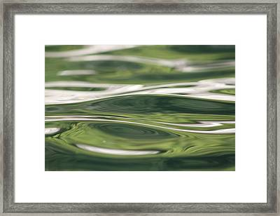 Framed Print featuring the photograph Healing Waters by Cathie Douglas