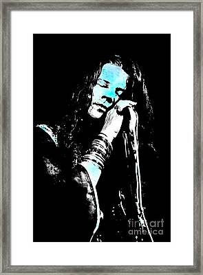 Heart And Soul Framed Print by John Malone