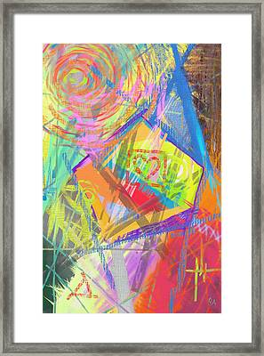 Heart Beat Framed Print by Jeremy Aiyadurai