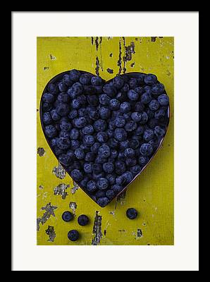 Heart Healthy Photographs Framed Prints
