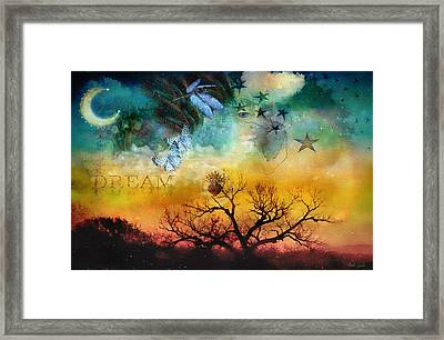 Heart Dream Framed Print