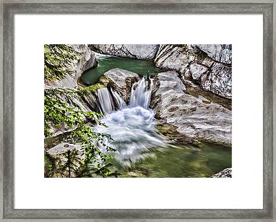 Heart In Turmoil Framed Print