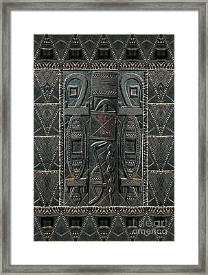 Heart Of Africa Framed Print