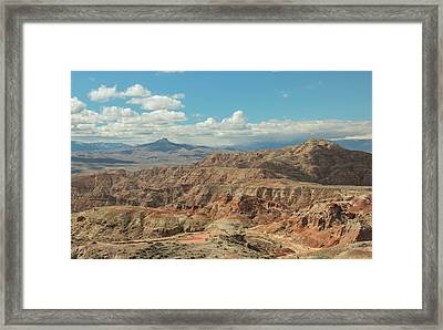 Heart Of It All Framed Print