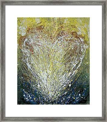 Heart One Framed Print