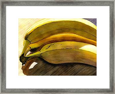 Heart Smart Framed Print by Catherine G McElroy