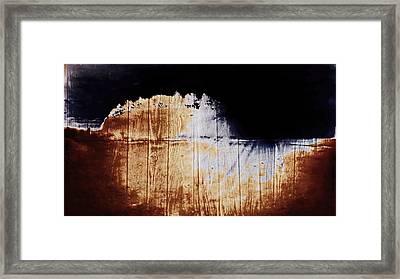Heartbeat Framed Print by Shanhan Truitt-Roos
