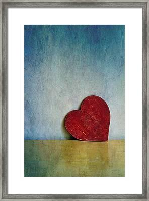Heartfull Framed Print