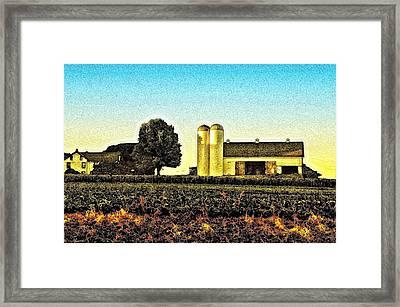 Heartland Framed Print by Bill Cannon