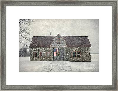 Heartland Framed Print by Evelina Kremsdorf