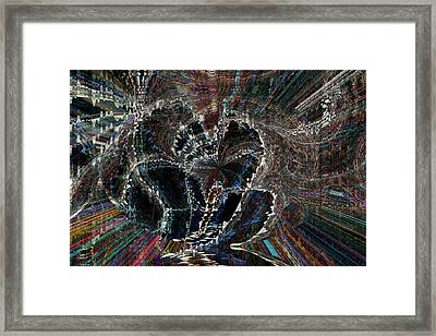 Hearts In Motion Framed Print