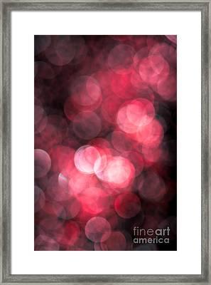 Heartstrings Framed Print