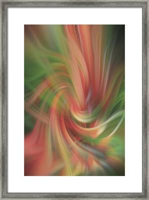 Heat Stroke Framed Print by Linda Phelps