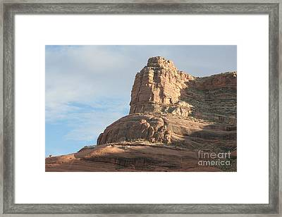 Heaven Framed Print by Amy Holmes