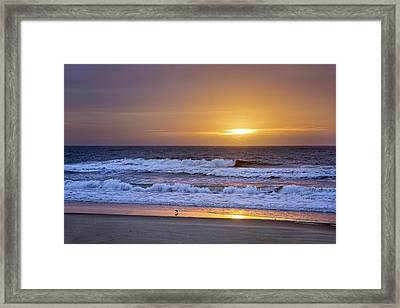 Heaven And Paradise Framed Print