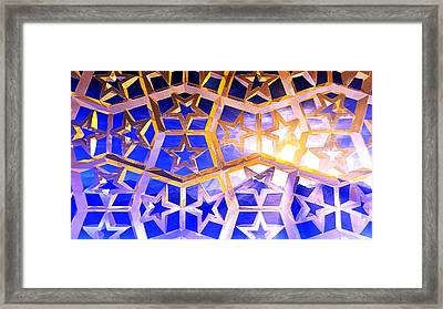 Heaven Framed Print by Andreas Thust