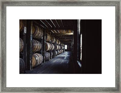 Heaven Hill Barrels  Framed Print