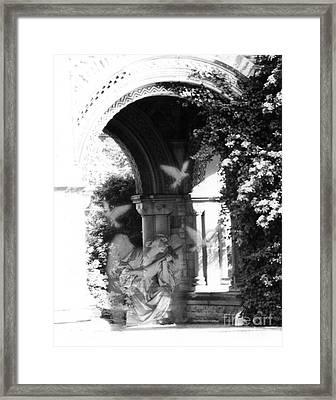 Heaven Framed Print by Jason Williams