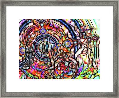Heaven Framed Print