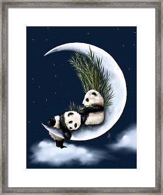 Heaven Of Rest Framed Print by Veronica Minozzi