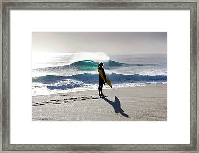 Heaven On A Stick. Framed Print