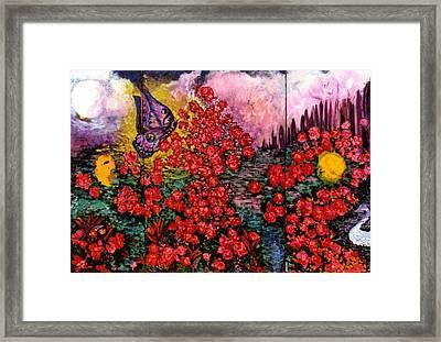 Heaven On Earth Framed Print