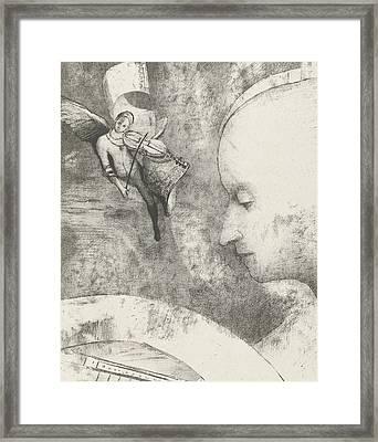 Heavenly Art Framed Print