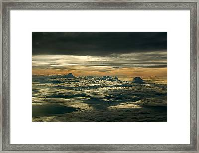 Heavenly Framed Print by Mandy Wiltse