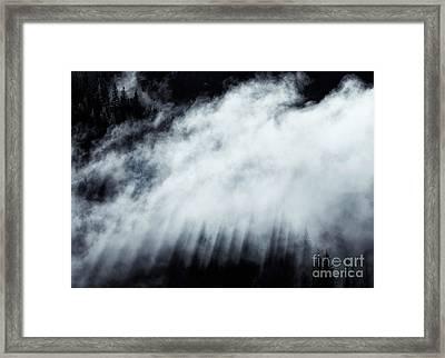 Heavenly Framed Print by Mike Dawson
